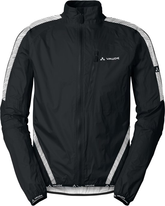 VAUDE Luminum Performance Jas Heren, black Maat S