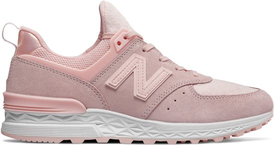 new balance dames 574 roze