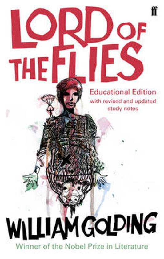 Boek cover Lord of the Flies van William Golding (Onbekend)