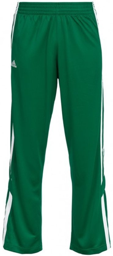 | Adidas Sportbroek Lang E Kit 2.0 Snap Heren Groen