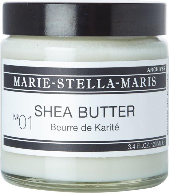 Marie Stella Maris - Sheabutter - Unscented - 120 ml