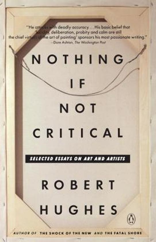 Nothing If not Critical