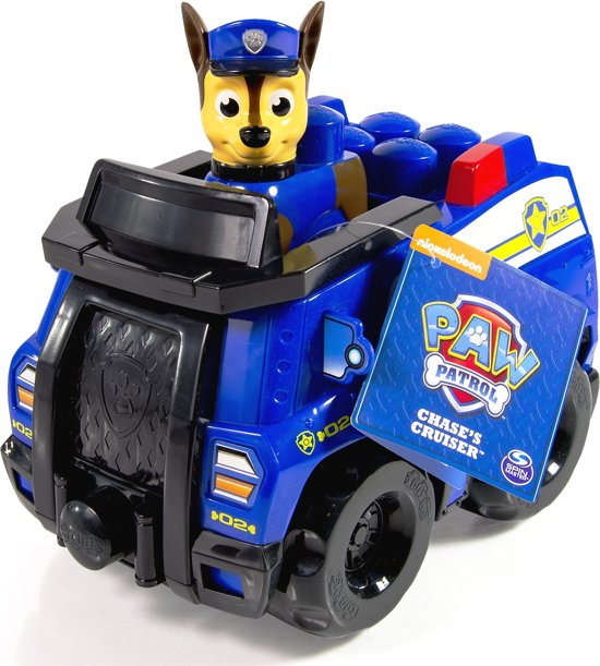 PAW Patrol Ionix Chase Vehicle