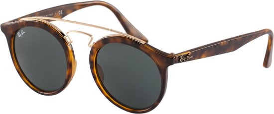 Ray-Ban RB4256 710/71 - Zonnebril - Groen - 46 mm