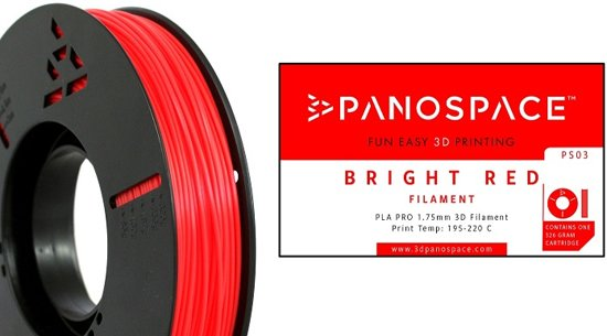 Panospace Filament Rood
