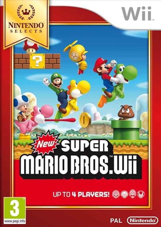 New Super Mario Bros. (Selects) /Wii kopen