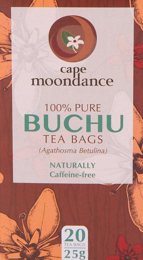 Cape Moondance - Buchu thee (12 doosjes) - Detox - Blaas