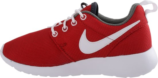 Nike Roshe Run Rood Wit