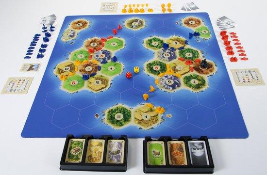 De Kolonisten van Catan Eilanden Speelmat