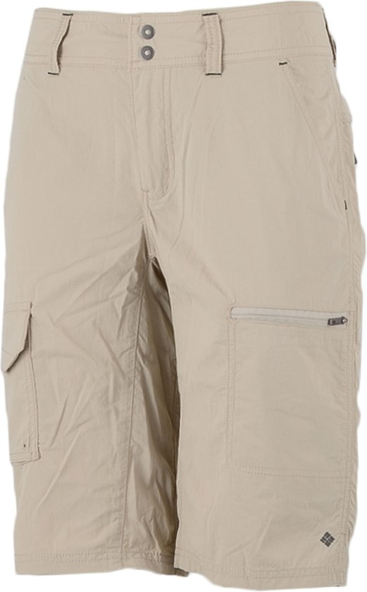 bol | columbia silver ridge cargo short - dames - korte broek