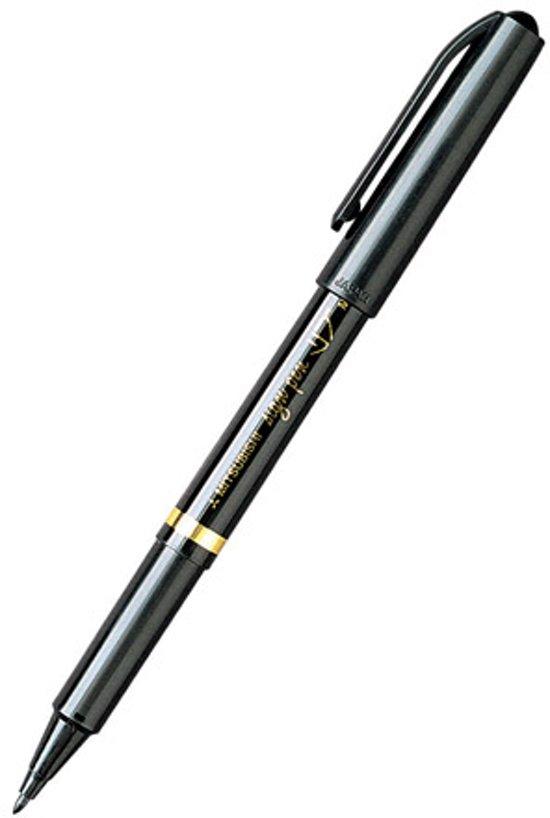 Uni-ball Mitsubishi Sign Pen MYT-7 - Zwart
