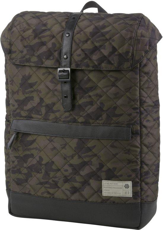 HEX Origin Backpack - Quilted Camo