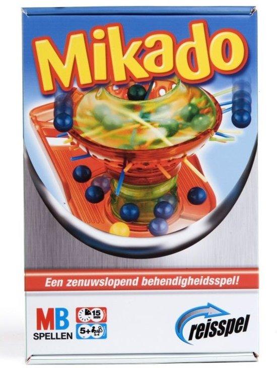 Reis Mikado - Reisspel