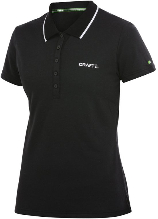 Craft In-The-Zone hardloopshirt Dames zwart