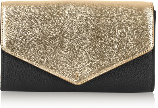 Paul's Boutique Alana Stanford - Clutch - Gold / Black