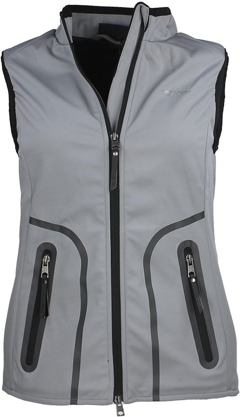 Hv Polo Bodywarmer  Aveline - Grey - m