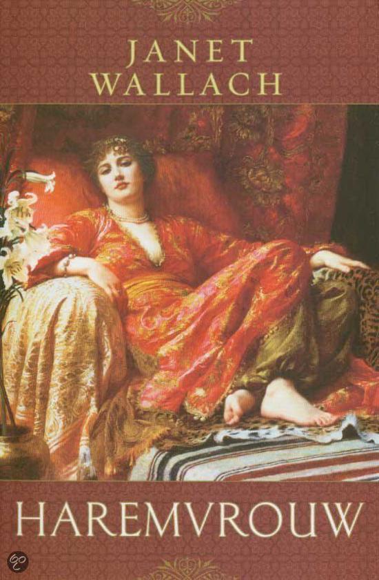 Cover van het boek 'Haremvrouw' van Janet Wallach