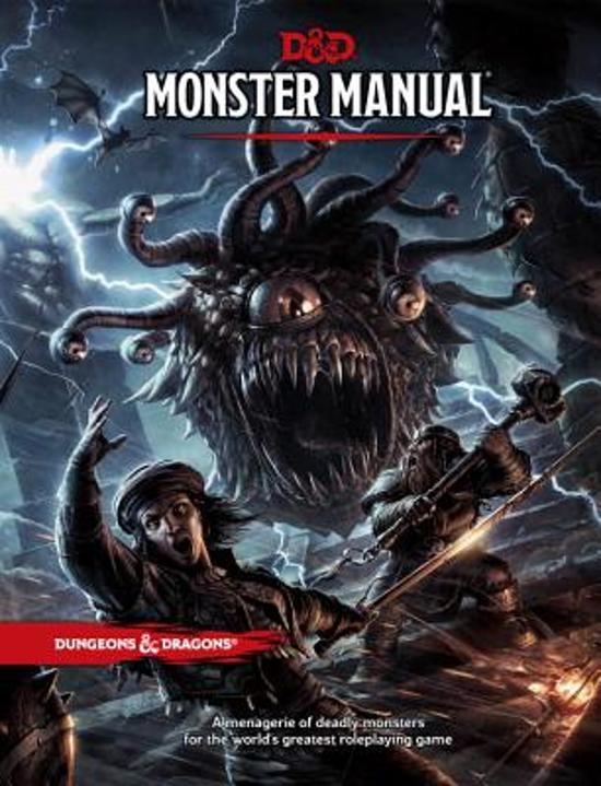 Monster Manual Strategy Game Guide