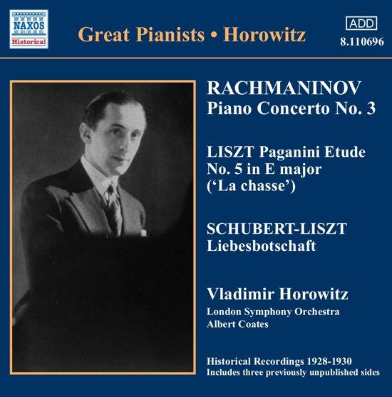 Rachmaninov:Piano Concerto N.3