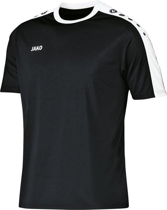 JAKO Striker KM - Voetbalshirt - Heren - Maat XL - Zwart/Wit