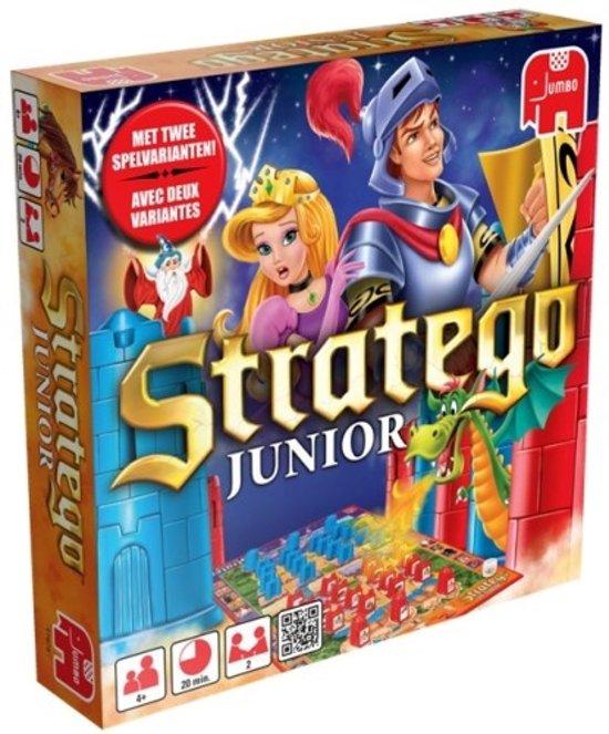 Afbeelding van het spel Jumbo Stratego Junior (17675)