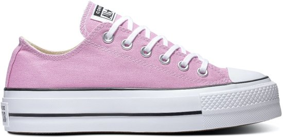 Converse Chuck Taylor All Star Lift Low Top sneakers roze Maat 40