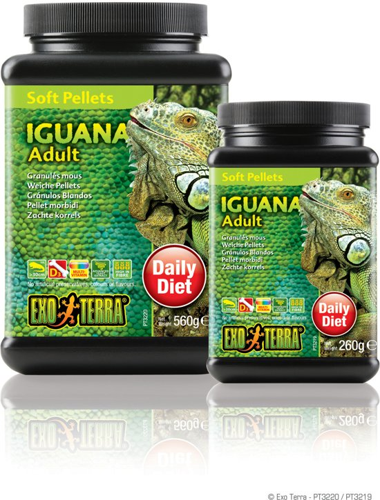 Iguana Adult 260 gram