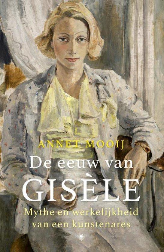Boek cover De eeuw van Gisèle van Annet Mooij (Hardcover)