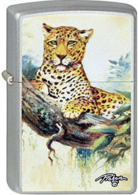 Aansteker Zippo Linda Picken Leopard