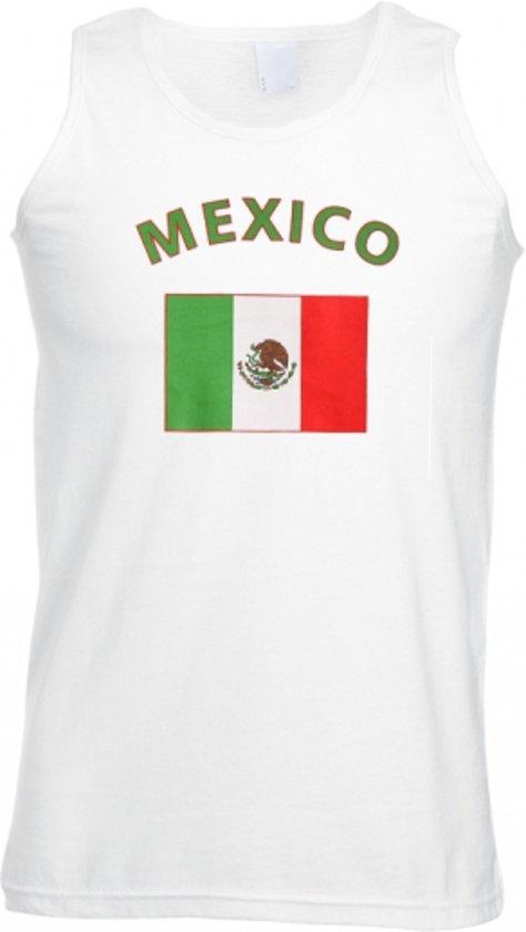 Mexico tanktop heren Xl