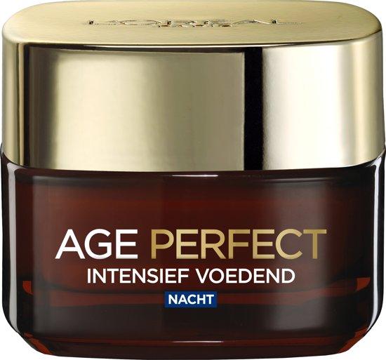 L'Oréal Paris Age Perfect Nutrition Intense Anti Rimpel - 50 ml - Nachtcrème