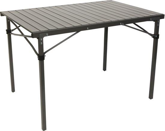 Bo-camp Tafel - Lamel Solid - Met Draagtas - 105x70x70 Cm
