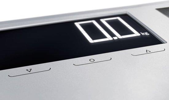 Soehnle Shape Sense Profi 200 Elektronische weegschaal Rechthoek Zilver