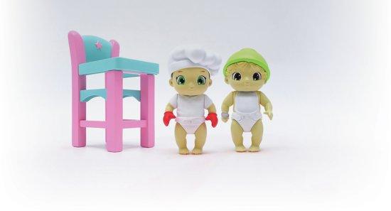 BABY Secrets Kinderstoelpakket - Series 1