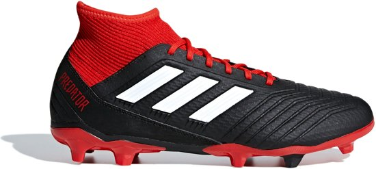 adidas Predator 18.3 Fg Voetbalschoenen Heren Core Black Maat 41 13