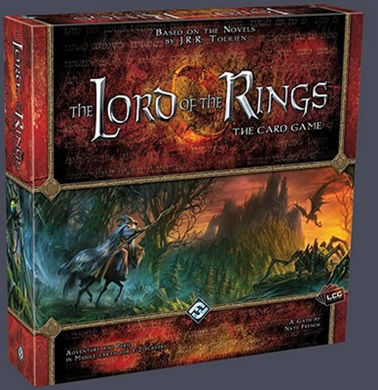 Afbeelding van het spel Lord of the Rings: The Card Game