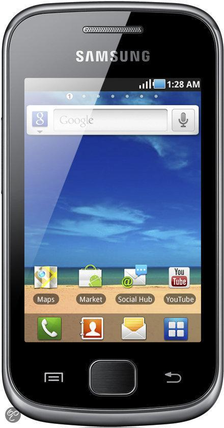 Samsung Galaxy Gio - Zwart