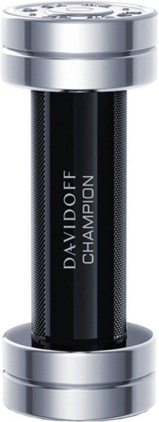 MULTI BUNDEL 2 stuks Davidoff Champion Eau De Toilette Spray 90ml