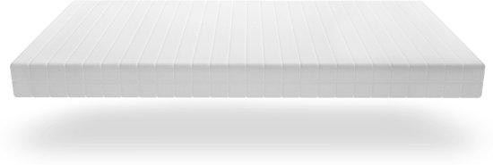 Matras - 80x190 - 7 zones - koudschuim - premium tijk - 15 cm hoog