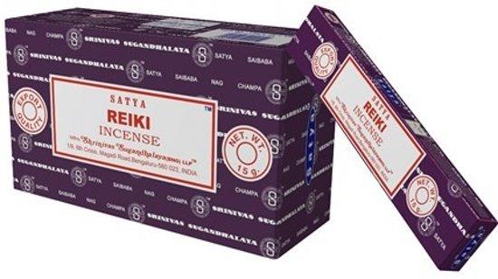 Satya Reiki wierookstokjes 15 grams