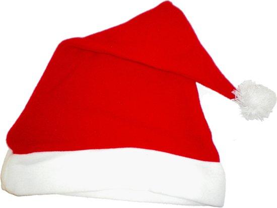 Kerstmuts Met Licht : Bol stuks basic kerstmutsen kerstmis voordelig