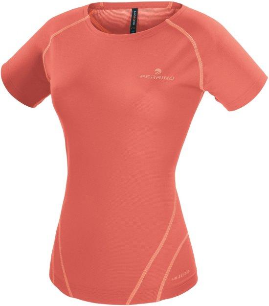 Orange Maat Ferrino Shirt Dames Rood S 8n0mvNw