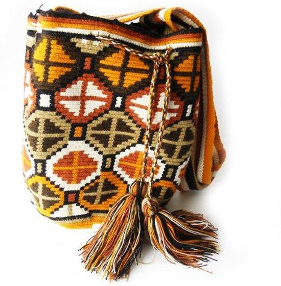 Bolcom Wayuu Mochila Tas