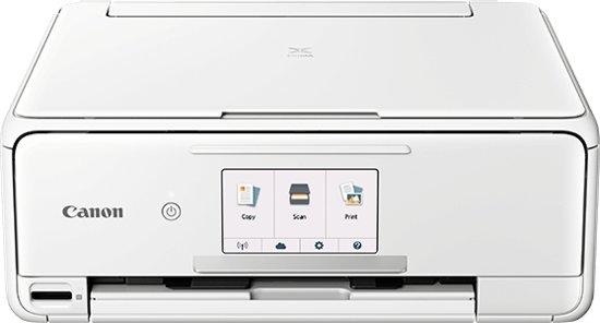 Canon PIXMA TS8150 - All-in-One Printer / Wit