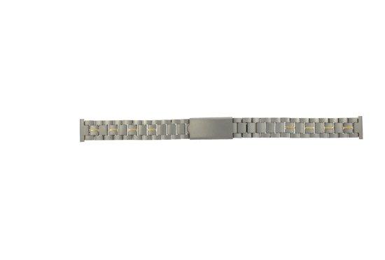 Horlogeband Universeel Pebro Titaan14 bicolor Titanium 14mm