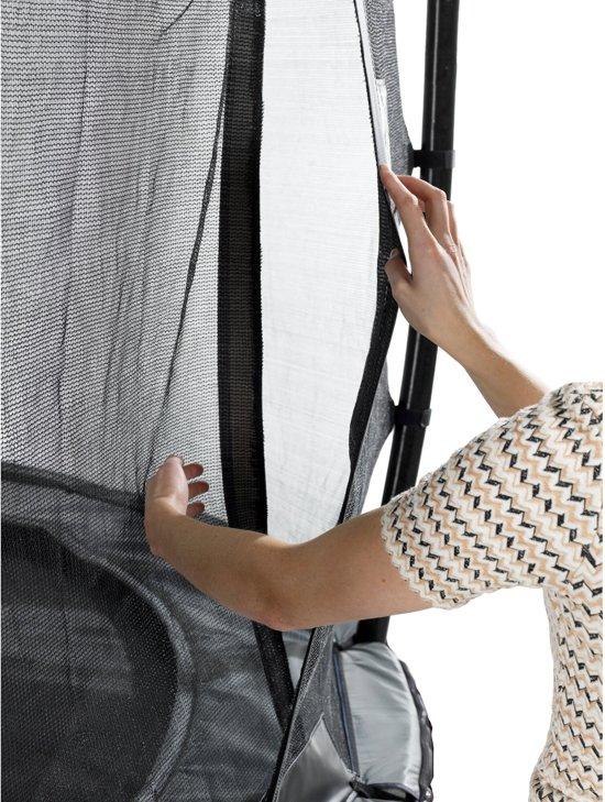 EXIT Elegant Premium Inground Trampoline à 366 cm met Deluxe Veiligheidsnet