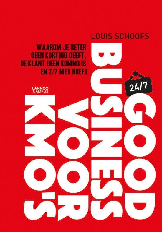 Good business voor KMO E boek