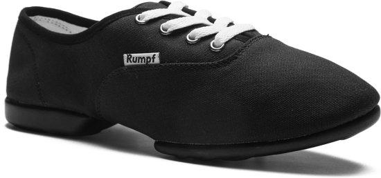 Rumpf Mojo 1510 Danssneakers Hip Lindy Hop zwartpink Maat 42.5 UK 8.5