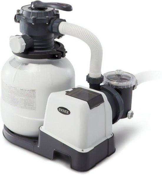 Intex Zandfilterpomp 220-240v 6m3 Liter Per Uur Wit