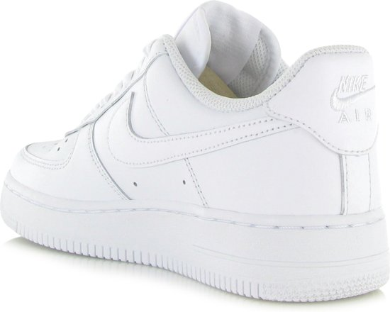 aa3d1109b82d0 ... Nike WMNS Air Force 1 '07 - Sneakers - Wit - Dames - Maat 40.5 ...